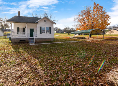 Maryville Single Family Home For Sale: 2625 Big Springs Rd