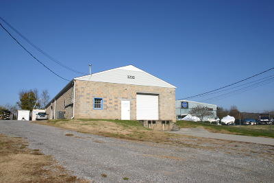 Blount County Commercial For Sale: 1232 Topside Rd
