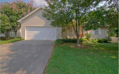 Knoxville TN Single Family Home For Sale: $184,000