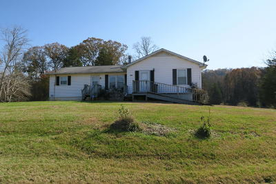 Friendsville Single Family Home For Sale: 4461 Floyd Lee Rd
