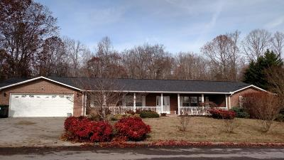 Anderson County Single Family Home For Sale: 114 Lake Hills Drive