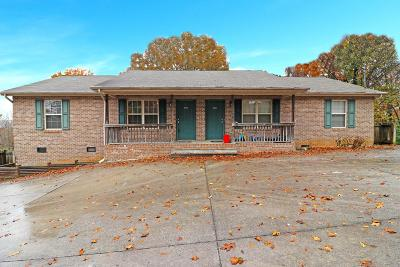 Knoxville TN Multi Family Home For Sale: $170,000