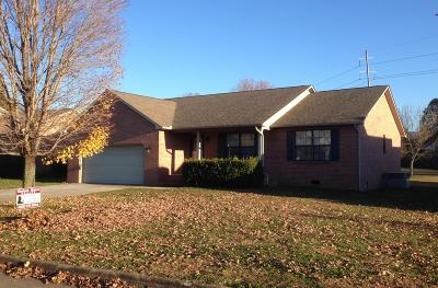 Maryville Single Family Home For Sale: 1912 Rosebud Drive