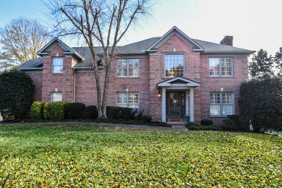 Knoxville Single Family Home For Sale: 1826 Raven Hill Court