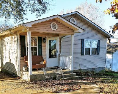 Maryville Single Family Home For Sale: 111 S 4th St