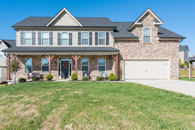Knoxville Single Family Home For Sale: 11321 Orvis Lane