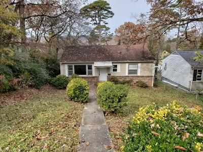 Knoxville Single Family Home For Sale: 1015 E Oak Hill Ave