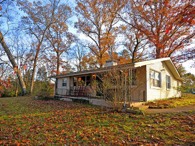 Knoxville Single Family Home For Sale: 7411 Twin Creek Rd