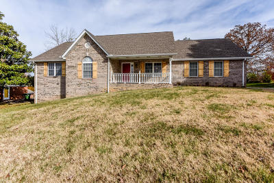 Maryville Single Family Home For Sale: 1202 S Dogwood Drive