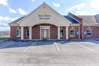 Blount County Commercial For Sale: 205 Southdowne Drive