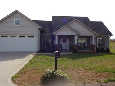 Sevierville Single Family Home For Sale: 2642 Vista Meadows Lane
