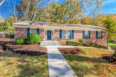 Knoxville Single Family Home For Sale: 700 Kempton Rd