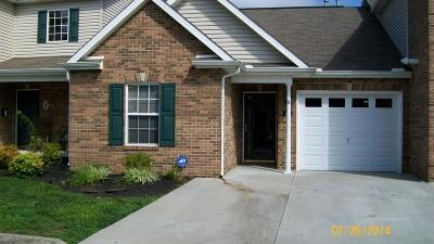 Knoxville Condo/Townhouse For Sale: 3705 Eliza Pointe Way