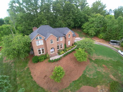 Knoxville Single Family Home For Sale: 5305 Beverly Oaks Drive