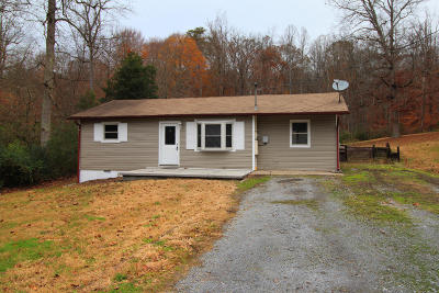 Knoxville Single Family Home For Sale: 6021 Atkins Rd