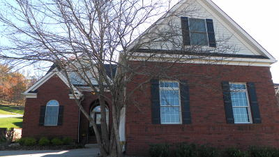 Lenoir City Single Family Home For Sale: 590 Timberline Drive