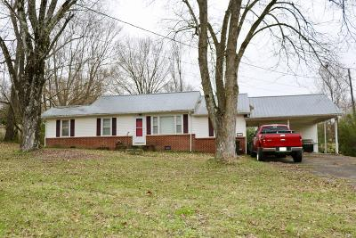 Cookeville Single Family Home For Sale: 470 E Main St