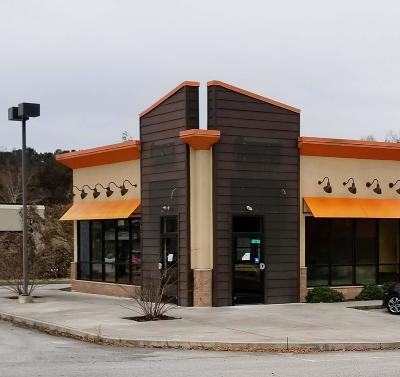 Knoxville Commercial For Sale: 7618 Chapman Hwy