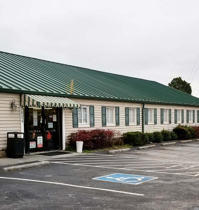 Knoxville Commercial For Sale: 7624 Chapman Hwy