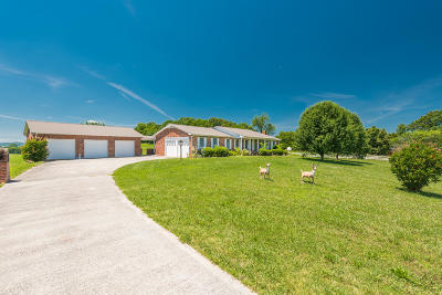Monroe County Single Family Home For Sale: 165 Cleveland Farm Rd