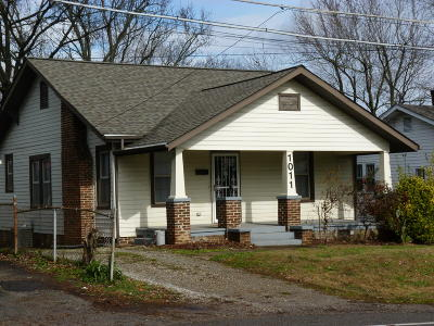 Knoxville Single Family Home For Sale: 1011 Atlantic Ave