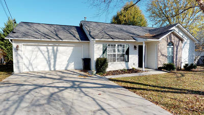 Single Family Home Pending: 2324 Crestpark Rd