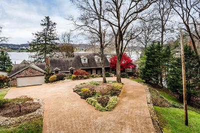 Single Family Home Sold: 8854 Cove Point Lane