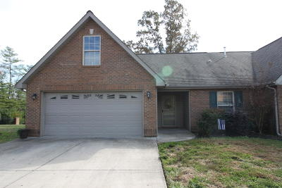Knoxville Condo/Townhouse For Sale: 5932 Pebble Run Way