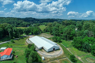 Anderson County Single Family Home For Sale: 502 Miller Rd