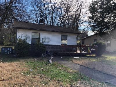 Alcoa Single Family Home For Sale: 159 W Fulton St