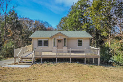 Single Family Home For Sale: 3311 Big Cove Lane