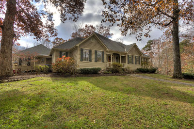 Maryville Single Family Home For Sale: 3458 Allegheny Loop Rd