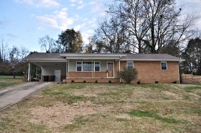 Knoxville Single Family Home For Sale: 112 Elyria Drive