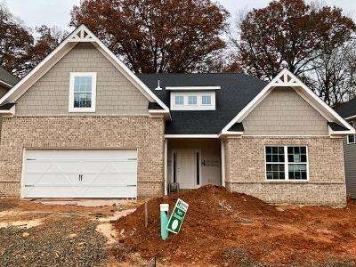 Knoxville Single Family Home For Sale: Lot 60 Dutchtown Woods