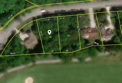 Fairfield Glade Residential Lots & Land For Sale: 502 Stonehenge Drive