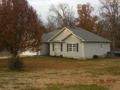 Madisonville Single Family Home For Sale: 160 Hartland Drive