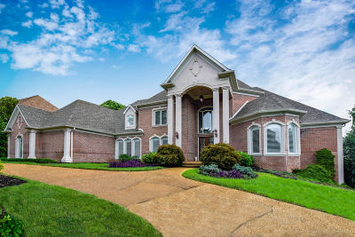 Knox County Single Family Home For Sale: 10239 Thimble Fields Drive