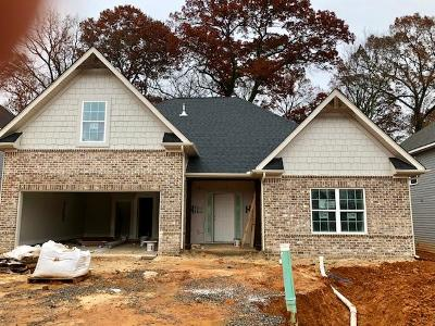Knoxville Single Family Home For Sale: Lot 58 Dutchtown Woods