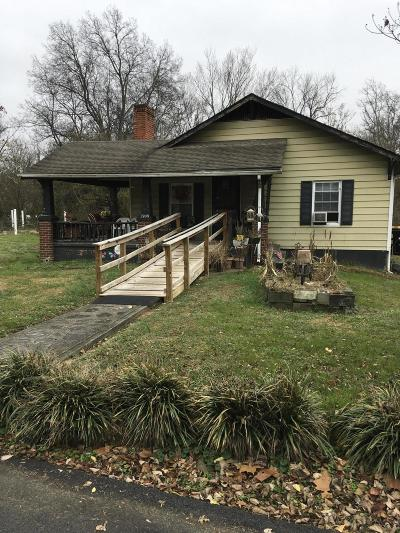 Knoxville Single Family Home For Sale: 3900 Porter Ave