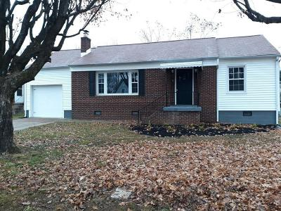 Knoxville Single Family Home For Sale: 2719 Avondale Ave