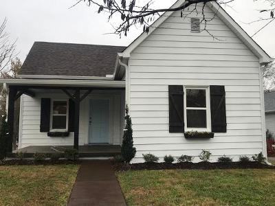 Knoxville Single Family Home For Sale: 1916 Cecil Ave