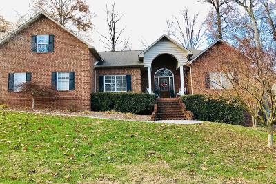 Knoxville Single Family Home For Sale: 7921 Ember Crest Tr