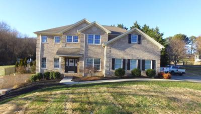 Morristown TN Single Family Home For Sale: $399,900