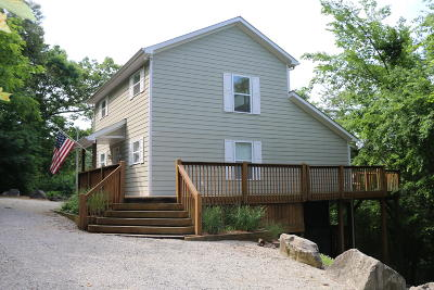 Lafollette Single Family Home For Sale: 905 Whitman Hollow Rd