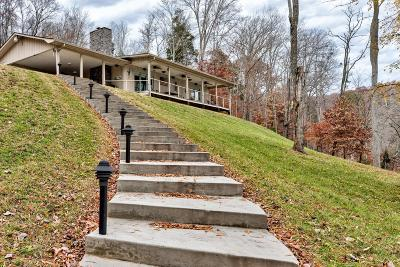 Anderson County, Campbell County, Claiborne County, Union County Single Family Home For Sale: 571 Harbor Lane