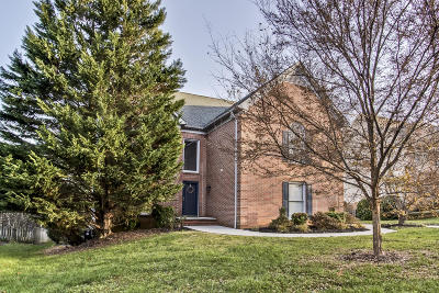 Knoxville Single Family Home For Sale: 8344 Birch Run Lane