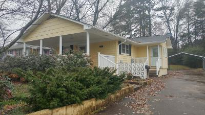 Oak Ridge Single Family Home For Sale: 127 Pembroke Rd