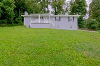 Knoxville Single Family Home For Sale: 2312 Aquoni Drive