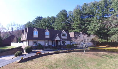 Morristown Single Family Home For Sale: 1402 Rich Circle
