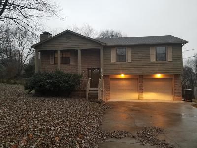 Knoxville Single Family Home For Sale: 1720 Wickersham Drive
